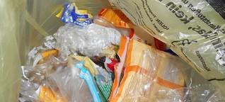 Kunststoff - Biologisch sauber verpackt