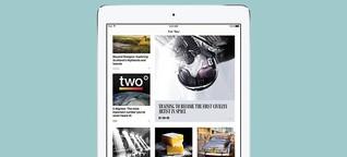 torial Blog | Auf den Schultern von Technologieriesen: Upday, Apple News und die Folgen für die Medien