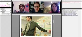 WebTalk Aktionstage Politische Bildung - bcpb