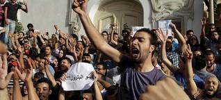 """Nobelpreis geht nach Tunesien: """"Andere haben dafür Jahrzehnte gebraucht"""""""