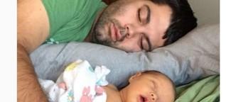 Papa der Superheld: So wunderschön ist wahre Vater-Liebe