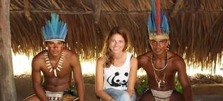 WWF-Jugend Amazonas-Interview