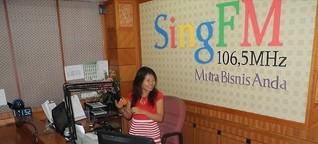 Radio in Indonesien: Herausforderungen für freien und unabhängigen Hörfunk | Asienhaus