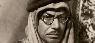 Ein jüdischer Lawrence von Arabien