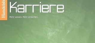 Redaktionsleitung Handelsblatt Karriere 2/2013