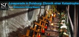 Loveparade-Tragödie: Die Zeugenaussagen im Video