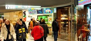 Hauptbahnhof: Ärger im Untergrund