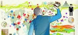 Analyse großer Datenmengen: Malen nach komplexen Zahlen