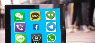 Die Zukunft von Messenger-Apps | Shift | DW.COM | 19.10.2015