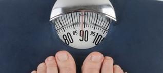 Gewichtszunahme in der Lebensmitte