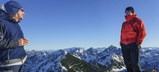 Winterwandern: am besten auf der Sonnenseite | eVivam