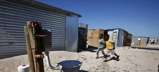 Südafrika: Klo-Krieg in Kapstadt