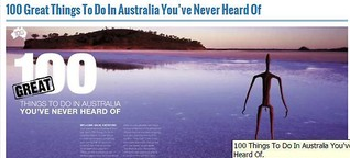 100 Things To Do In Australia You've Never Heard Of