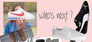 Nach Adidas Superstar und Nike Cortez: Who's next? - amazed