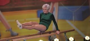 Schwingt kraftvoll auf die 90 zu: Johanna Quaas | eVivam