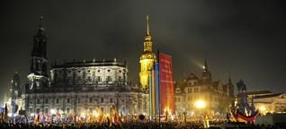 Pegida in Dresden - Vergiftung einer Stadt
