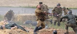 Bei Minsk wird der Zweite Weltkrieg zum Volksfest