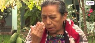 Guatemala: Brückenbauerin aus dem Volk der Kaqchikel