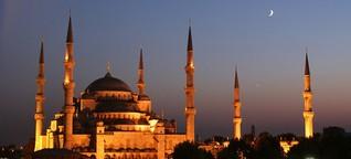 """""""Eine große Verantwortung"""" - Muezzin in der Blauen Moschee"""