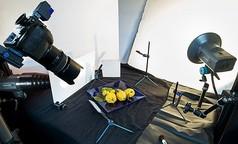Frucht KÖRPER im Studio