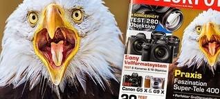 ColorFoto 1/2016 – Mein Titel-Adler