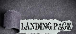 Landingpage erstellen: 7 Tipps für eine erfolgreiche Website