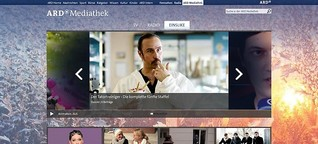 Launch des jungen Online-Angebots Einslike.de in der ARD