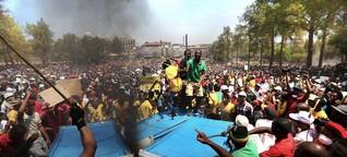 Südafrika: Die schwarzen Schulden der Studenten