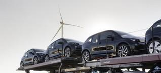 Elektroautos - Schöngerechnete Umweltbilanz