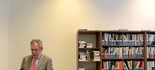 """Van der Bellen: """"Bund hat bei der Unifinanzierung versagt"""""""