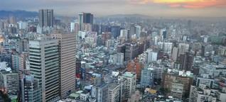 Taiwan: Illegal mit Aussicht