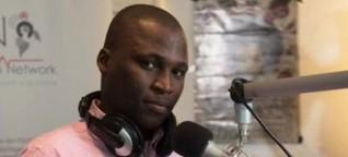 "Flüchtlingsradio: ""Refugee Radio Network"" by medienmagazin"