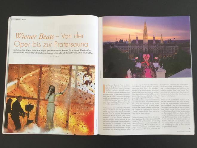 Wiener Beats – Von der Oper bis zur Pratersauna