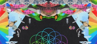 Coldplay :: A Head Full Of Dreams