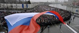Russland: Aus Frühling wurde Winter