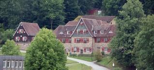 """Protest der Odenwald-Schüler:                   """"Wir wollen diese Schule retten"""""""