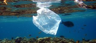 Das Märchen von der Recycling-Plastiktüte