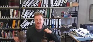 Dietmar Pertz über den Erzabbau in Rheinbach