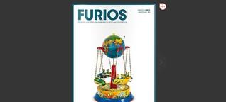 Chefredakteurin von FURIOS: Grenzen