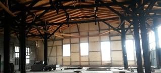 Grundton D 2015 - Ringlokschuppen Wismar