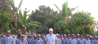 Kambodscha im Fadenkreuz
