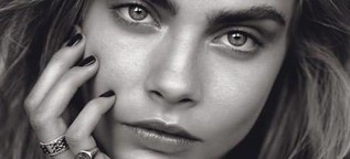12 reasons why we deeply admire Cara Delevingne