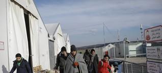 Kriminaldirektor Ulf Küch spricht Klartext über Flüchtlingskriminalität