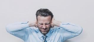 Wenn hinter jedem Kopfschmerz gleich Krebs steckt