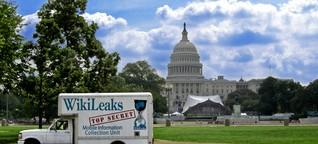 Traut euch! Leaks sind unsere beste Waffe gegen die NSA