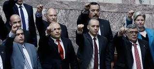 Griechenland - Rechtsextreme vor Gericht