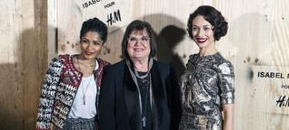 Modebloggerinnen lieben sie: Marant pour H&M