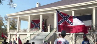 Mississippi: Fighting over Confederate flag