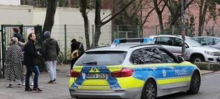 Kölner Polizei in der Kritik