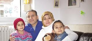 Familienleben zwischen Angst und Hoffnung